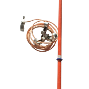 Заземление переносное для РУ ЗПП-15 до 15кВ