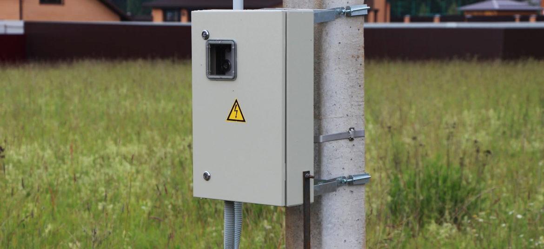 Требования СНТ о выносе электросчётчика на фасад дома или столб